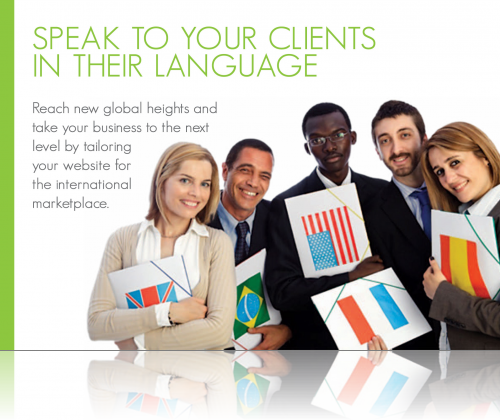 Multilingual Web Services